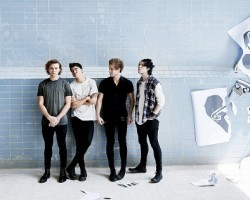 5 Seconds of Summer Live Tour